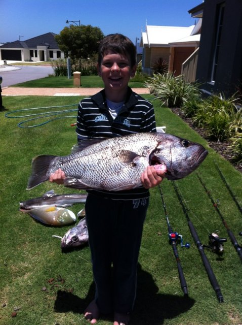 Young fellas 11kg PB dhuie